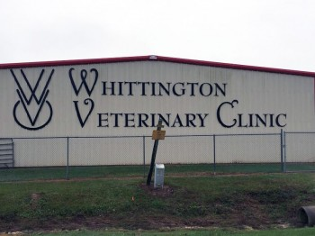 Whittington Veterinary Clinic Logo